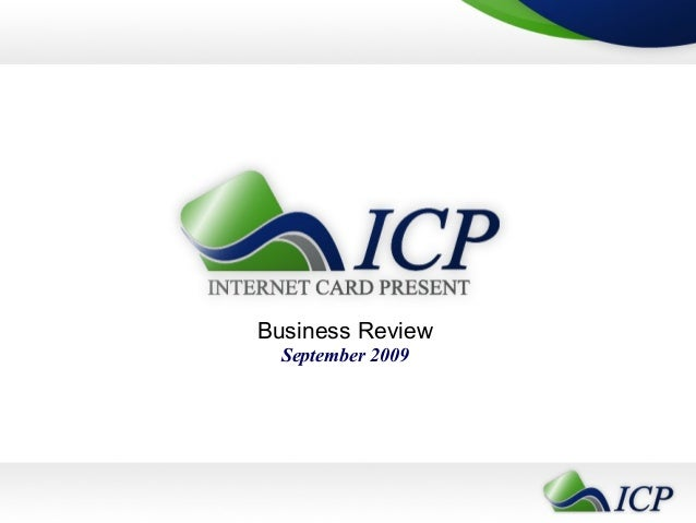Business Review September 2009