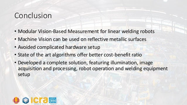 Vision-Based System for Welding Groove Measurements for