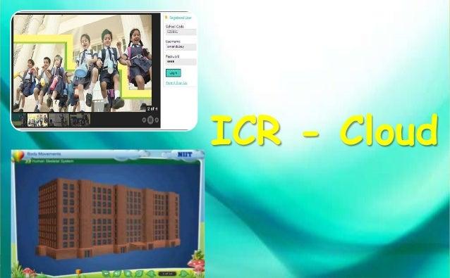 ICR - Cloud
