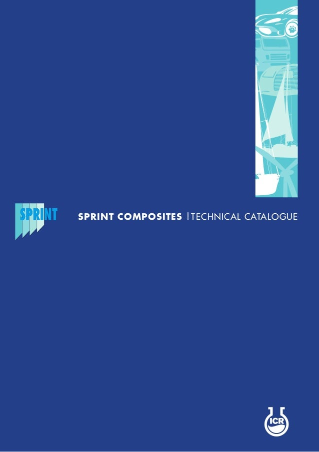 SPRINT COMPOSITES |TECHNICAL CATALOGUE