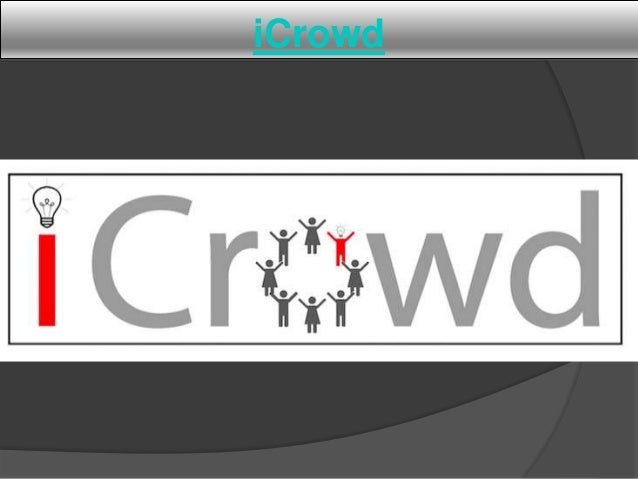 iCrowd