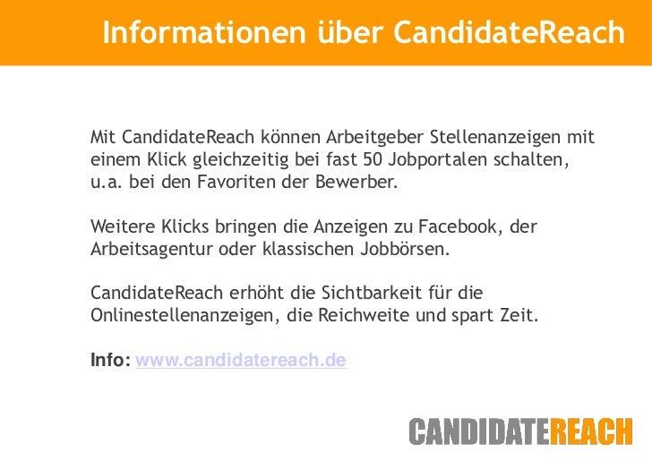 ICR Social Media Recruiting Report 2012 Slide 3