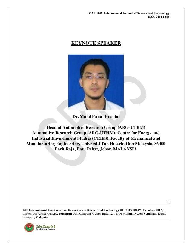 Dr faisal uthm