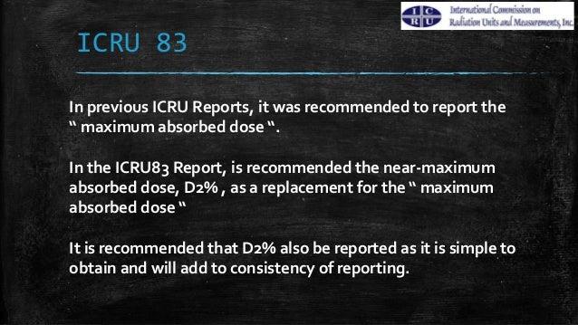 Icru Report 83 Pdf