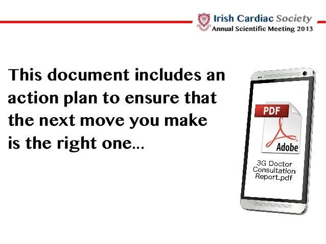 Irish Cardiac Society Annual Scientific Meeting 2013 An