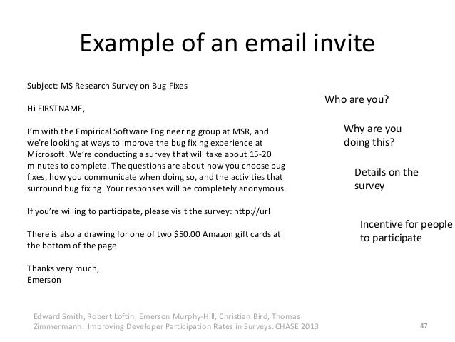 Interview Invitation Email Response  FutureclimInfo