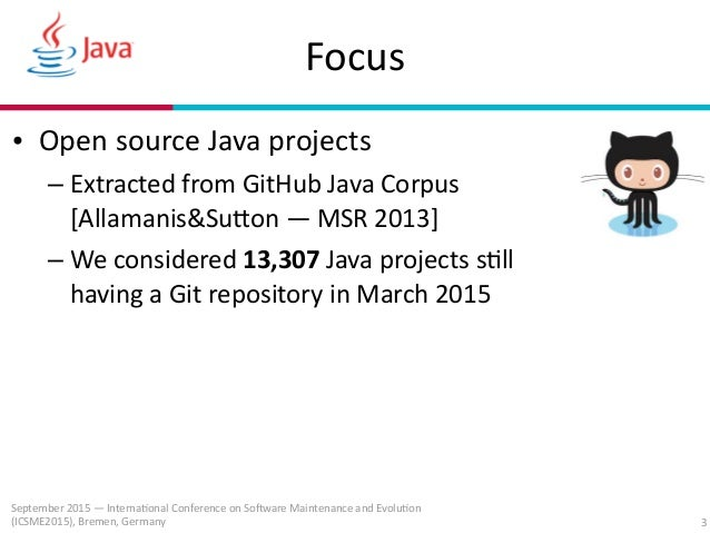 open source java projects In early 2016, ibm open sourced the core, non-java parts of the j9 runtime environment under the eclipse omr project the omr project is a language-agnostic runtime toolkit in 2017, ibm also open .