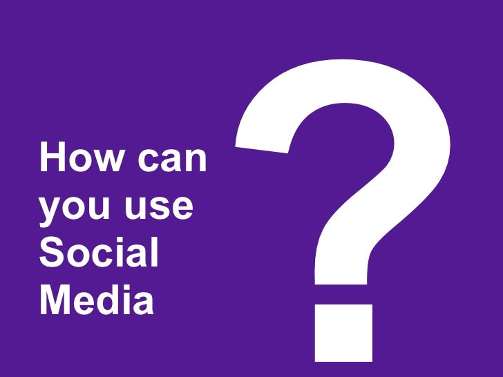how social media can benefit your Here are three ways to use social media for business  social media customer service, social media for business, social  how to make stories that benefit your.