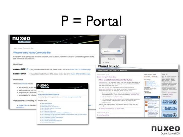 P = Portal