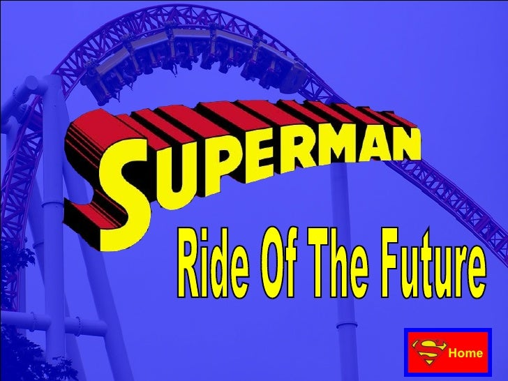 Ride Of The Future Home
