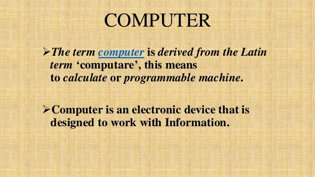 computer and its application A computer network is a set of computers connected together for the purpose of sharing resources the most common resource shared today is.