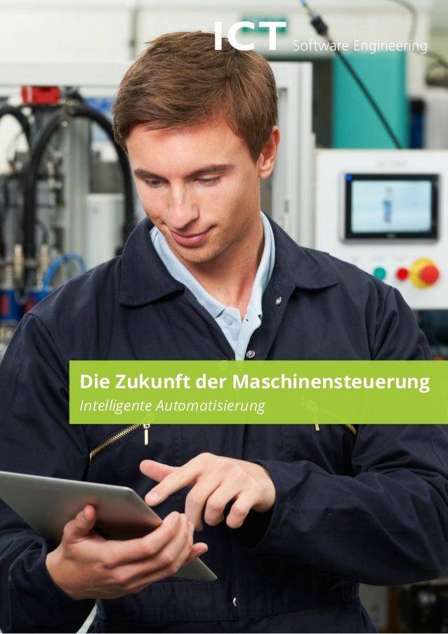Intelligente Automatisierung Die Zukunft der Maschinensteuerung