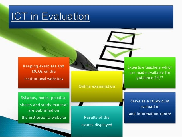 questions to study in ict The role of ict in education: focus on university  to the study ict usage shows that majority  research questions 1 do students use ict to support their studies.