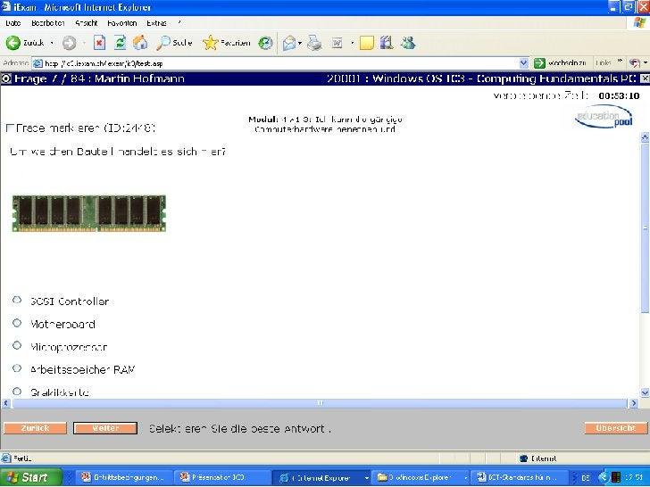 SOFORT FEEDBACK (Onlinetest)  Test nicht bestanden:           Der Besuch des Freifachs wird dringend empfohlen!  Test kn...