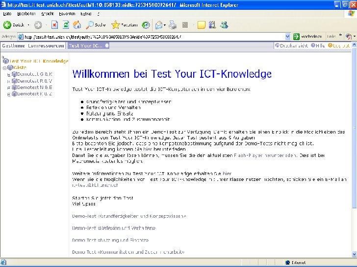 Pro / Kontra                  Modell 1:        Modell 2:                  educationpool.ch TYICTK + eTutorial Kosten      ...
