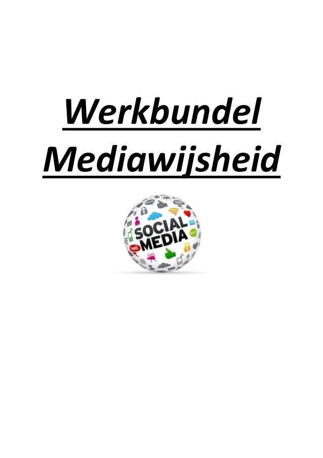 Werkbundel Mediawijsheid