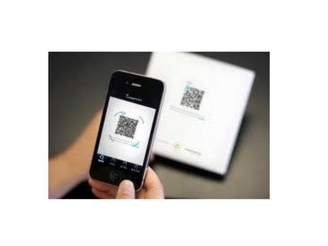 Codes QR  •Les codes QR permettent de stocker des données  •Les téléphones doivent être équipés de cameras et d'une applic...