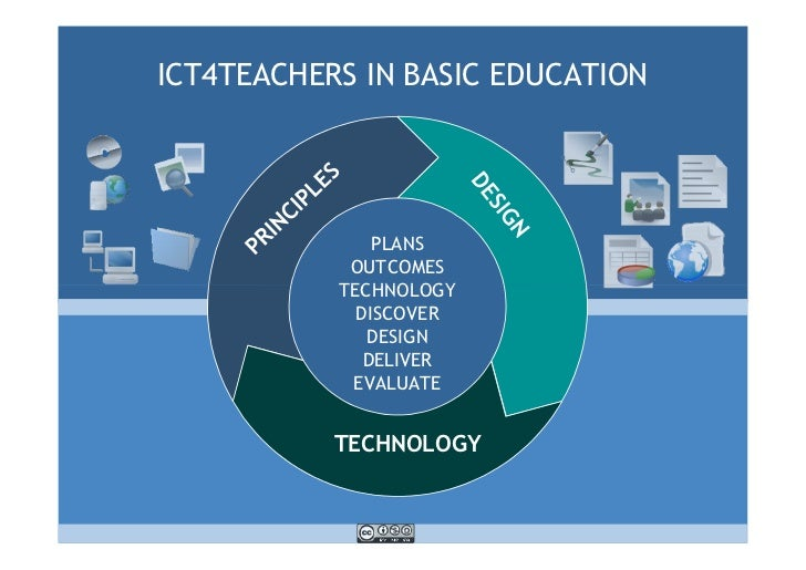 ICT4TEACHERS IN BASIC EDUCATION               PLANS            OUTCOMES           TECHNOLOGY             DISCOVER         ...