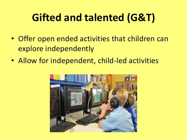 ict for special educational needs support Ict has a powerful role to play in supporting the learning of children with sen  richard harrold looks at the technologies that his school is.