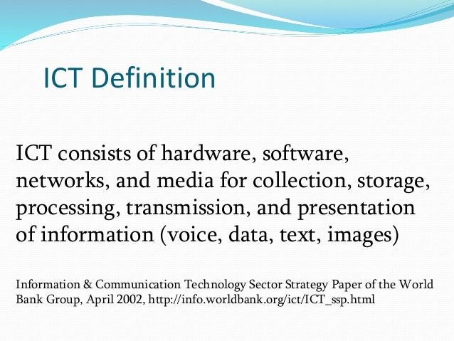 information and communication technologies and rural development oecd publishing