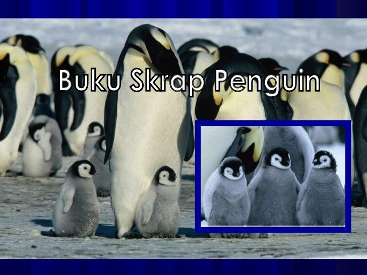 Buku Skrap Penguin