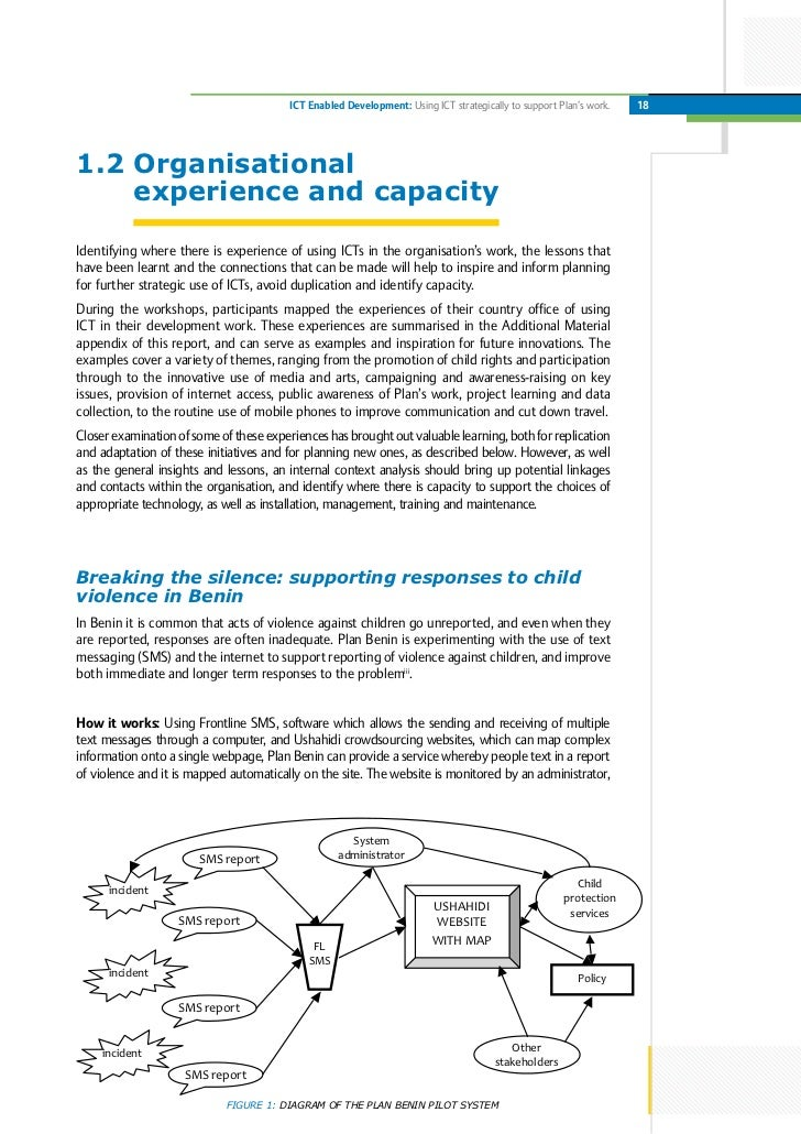 ict development plan The results evidence the feasibility of use and adaptability of the sisp ict  strategic planning model, enabling the effective ict strategic development in  similar.