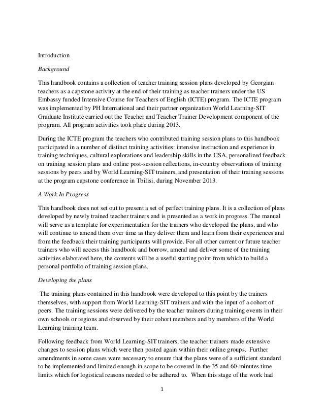 examples short essays