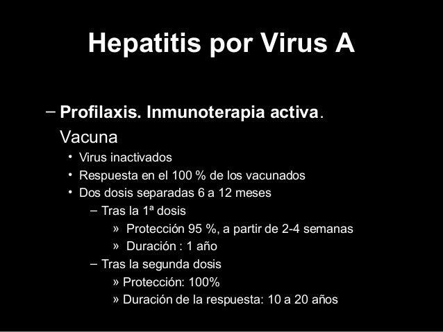 Hepatitis por virus C – Vías de transmisiónVías de transmisión Exposición a sangre o fluidos contaminados – Transmisión ve...