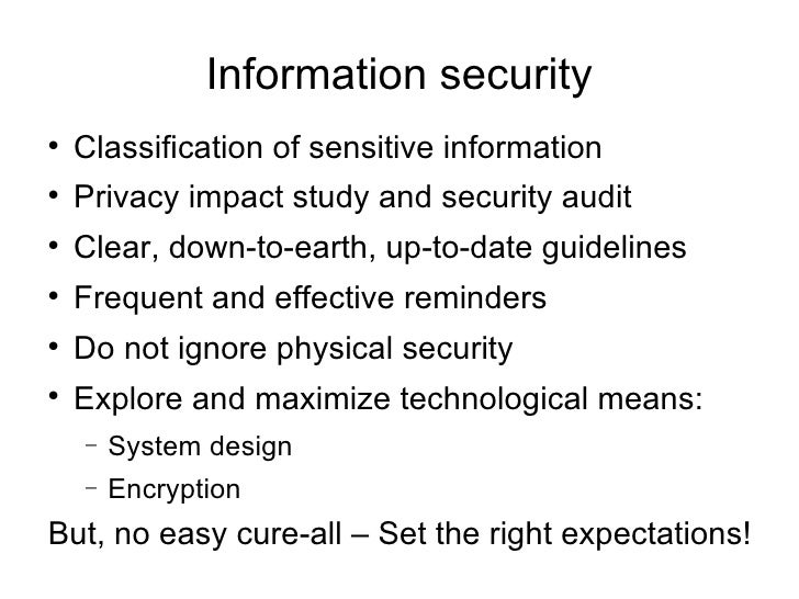 privacy concern in ict Data loss prevention and privacy22 conclusion  • dynamic it internal audit plan that changes throughout the year and is reset at selected milestones.