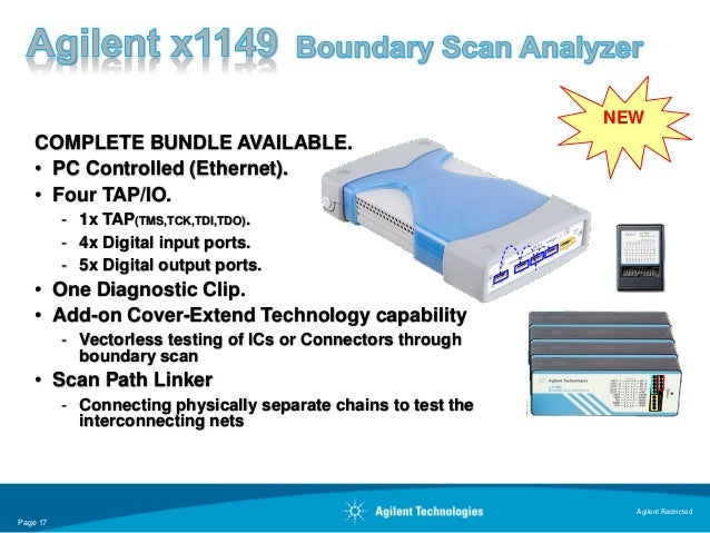 NEW    COMPLETE BUNDLE AVAILABLE.    • PC Controlled (Ethernet).    • Four TAP/IO.          - 1x TAP(TMS,TCK,TDI,TDO).    ...