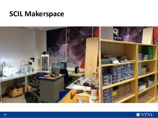 10 SCIL Makerspace