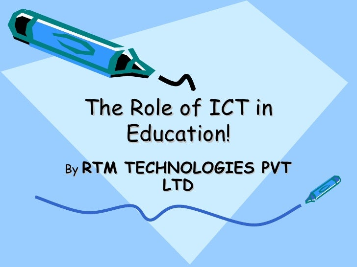 What are the roles of ict in flattening the world?
