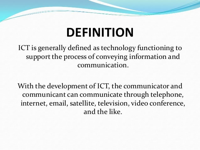 Ict in language learning bab 2