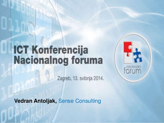 Vedran Antoljak, Sense Consulting