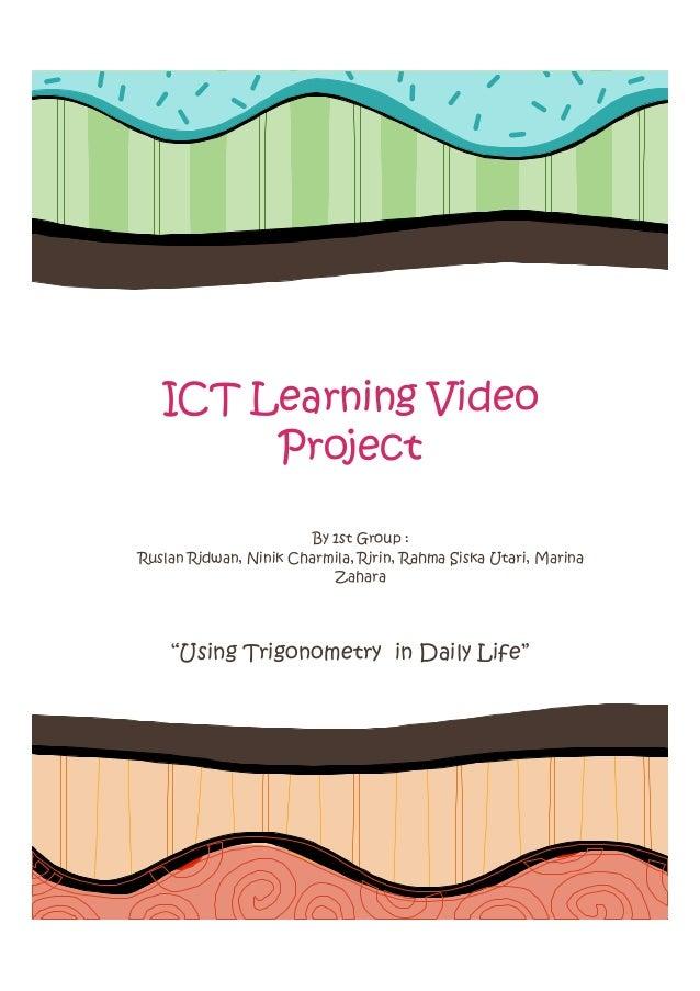 """ICT Learning Video Project By 1st Group : Ruslan Ridwan, Ninik Charmila, Ririn, Rahma Siska Utari, Marina Zahara  """"Using T..."""