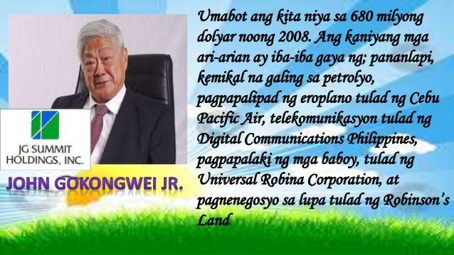 Filipino entrepreneurs