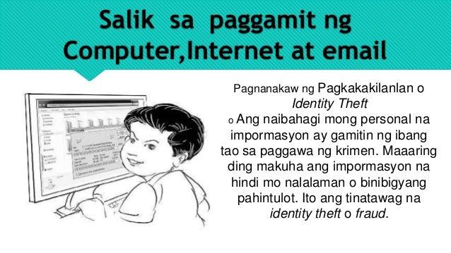 epekto ng pag gamit ng internet sa silid aklatan At kasanayan sa kanilang pag-aaral sa silid  ng mga mag-aaral sa telebisyon gamit ang  epekto ng internet at sa ikalawang.