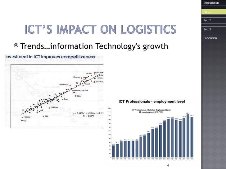 <ul><li>Trends…information  Technology's   growth </li></ul>Introduction Part 1 Part 3 Part 2 Conclusion