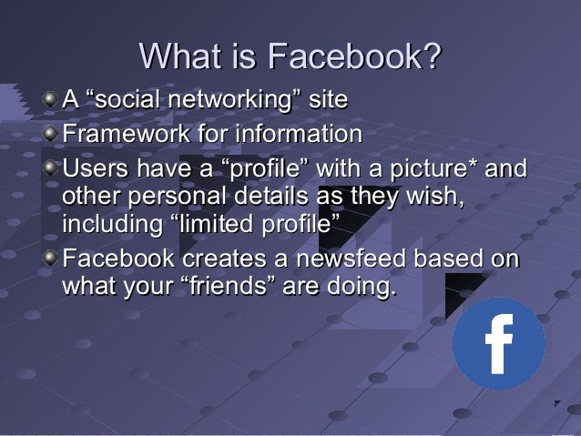 An introduction to the popularity of social networking sites and websites