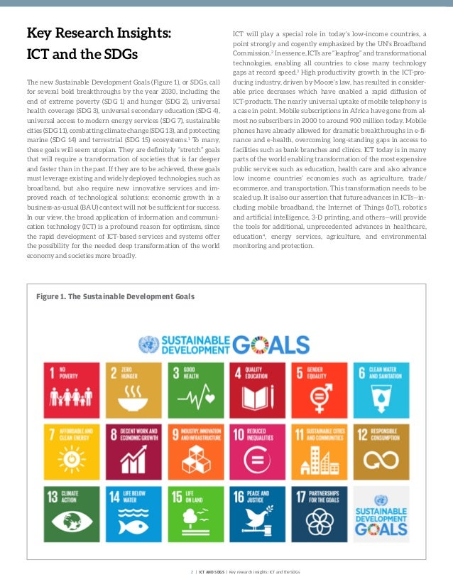 can sustainable development be achieved essay The millennium project sustainable development and climate change: how can sustainable development be achieved for all while addressing global climate change.
