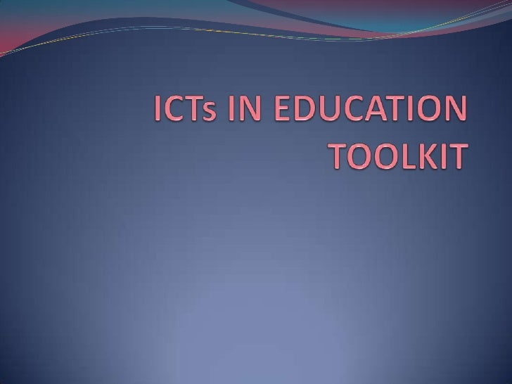 Rationale to help to deal with the challenges of using ICT in  classroom to enlighten and systemize the process of polic...