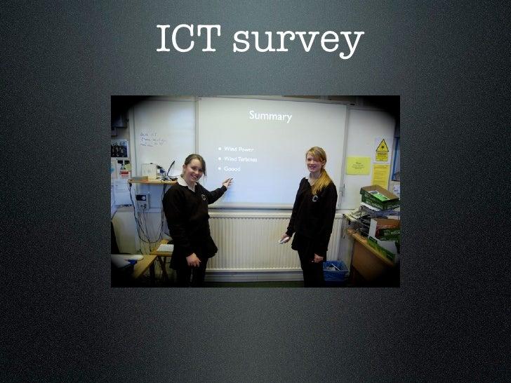 ICT survey