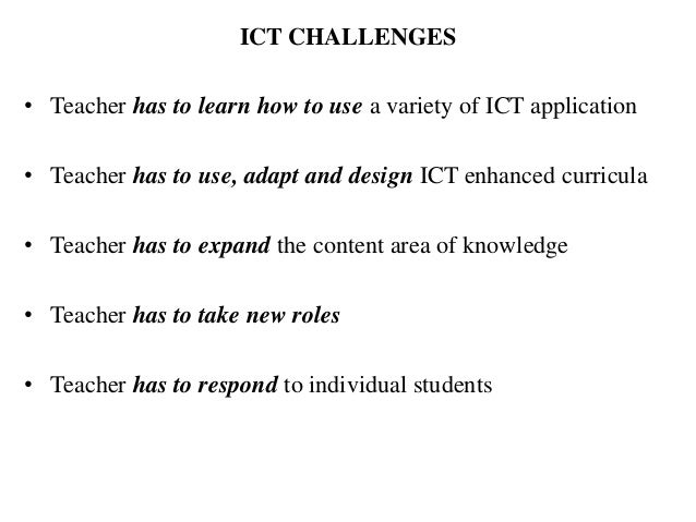 how ict is used in the In this report i will study the uses of ict in society and how it helps us as a society  to make-work easier and more efficient ict is used different.