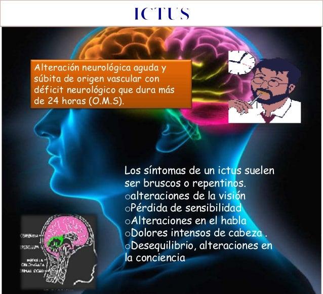 Ictus  Slide 3