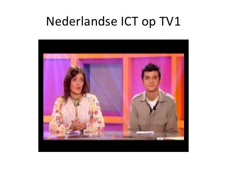 Nederlandse ICT op TV1