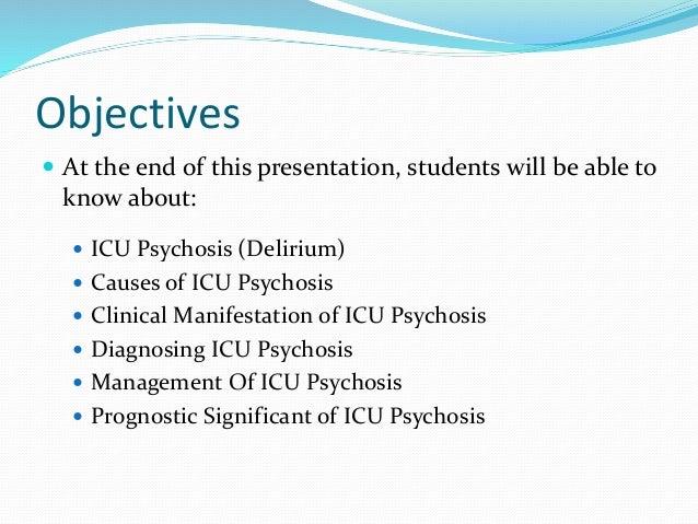 management of icu delirium Low-dose nocturnal dexmedetomidine prevents icu delirium a randomized,  the study collection, management, analysis, interpretation, or presentation of the data.