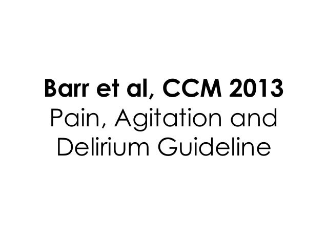 WICM 2014 ICU Literature Essentials