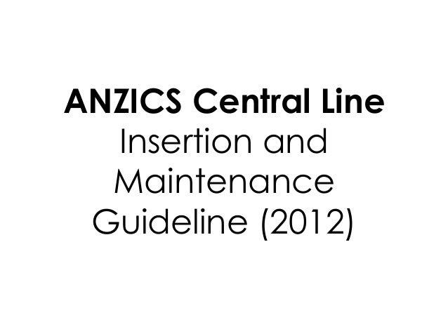 WICM 2014 ICU Literature Essentials