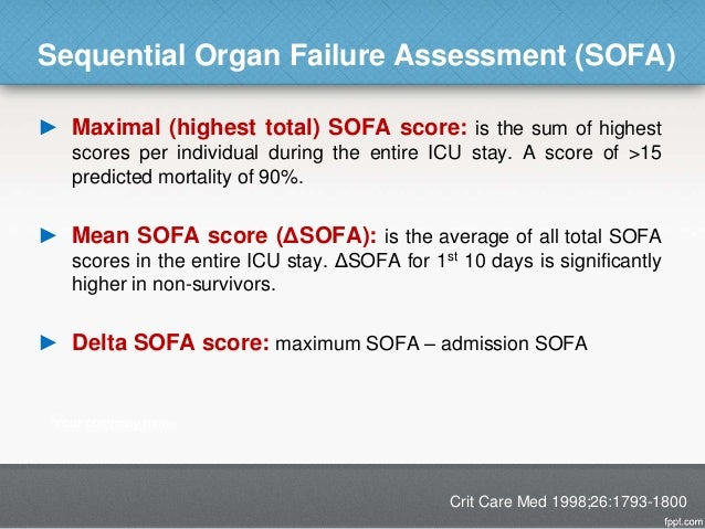 Sofa Score Calculator Sepsis Hereo Sofa : icu scoring systems 34 638 from hereonout.net size 638 x 479 jpeg 84kB