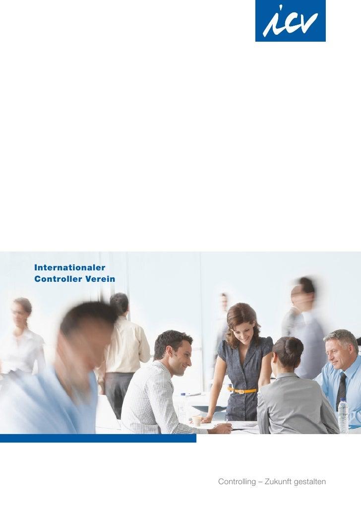 InternationalerController Verein                    Controlling – Zukunft gestalten